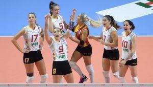 Galatasaray, Aydın'dan mutlu döndü