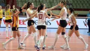 Galatasaray HDI Sigorta 3-0 PTT