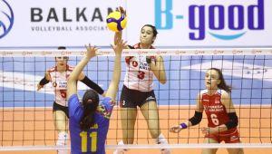 U17 Milliler, Balkan Şampiyonası'nda 3'te 3 Yaptı