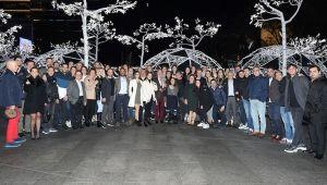 Eczacıbaşı VitrA, Dünya ikinciliğini kutladı