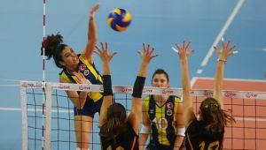 Fenerbahçe 2-3 VakıfBank