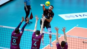 Halkbank, Zenit Kazan'a 3-1 Mağlup Oldu