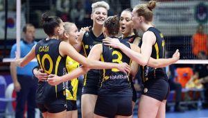VakıfBank, Şampiyonlar Ligi'ndeki 200'üncü maçına çıkıyor