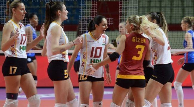 Galatasaray devreye net skorla girdi