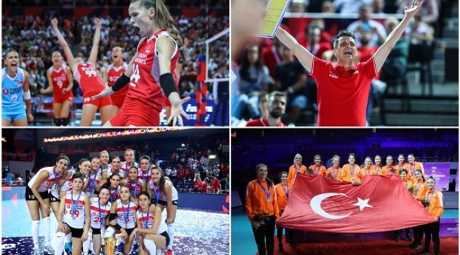 'Türk Voleybolu' Oylarınızı Bekliyor
