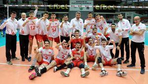 U18 Milliler, Avrupa Şampiyonası Finalleri'nde