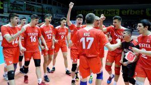 U18 Milliler, Balkan Şampiyonası'na Galibiyetle Başladı