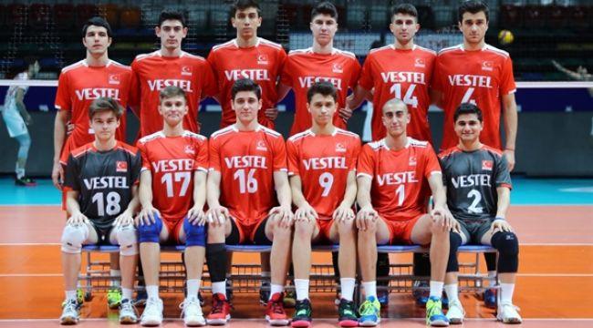 U18 Milliler Balkan Şampiyonası'nda Sahne Alıyor