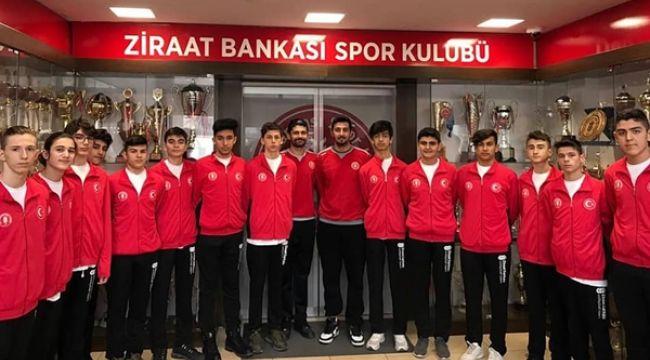 Ziraat, genç yetenekleri Ankara'da bir araya getirdi