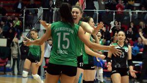 Bolu Belediyespor Play-Off İçin Umutlu