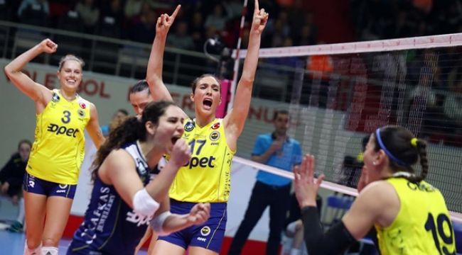 Fenerbahçe, Aydın'ı devirdi