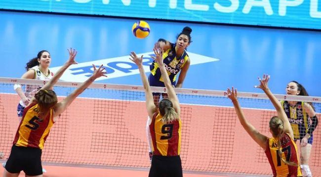 Fenerbahçe, Cim-Bom'dan Rövanşı Aldı
