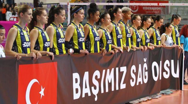 Fenerbahçe'den net galibiyet