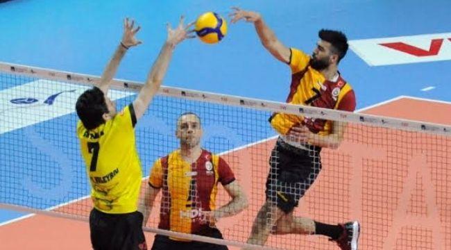 Galatasaray, Arhavi'ye set vermedi!