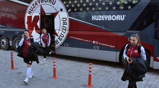 Kuzeyboru hazırlık maçı için Ankara'da