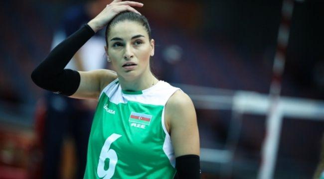 Ayshan Abdulazimova Sarıyer'de