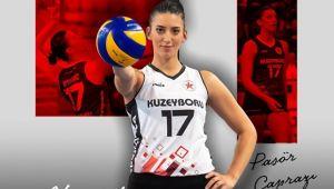 Dajana Boskovic Yuvada Kaldı.