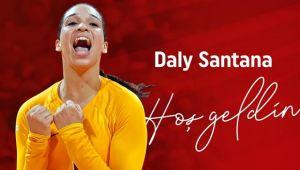 Daly Santana, THY'de