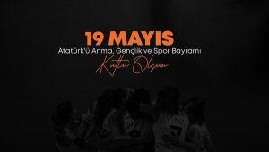 Eczacıbaşı Spor Kulübü'nden 19 Mayıs videosu
