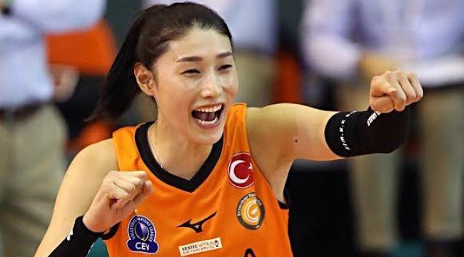 Eczacıbaşı, Yeon Koung Kim ile vedalaştı