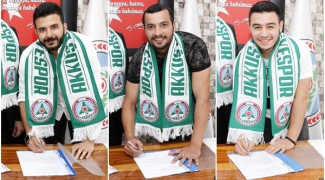 Akkuş Belediye Spor Transferlere Başladı