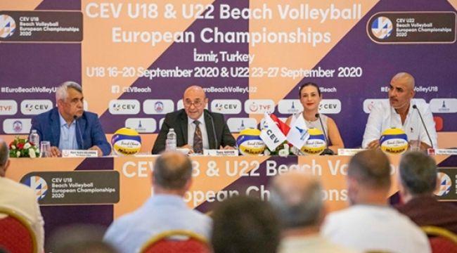Avrupa Şampiyonaları'nın Tanıtım Toplantısı Yapıldı