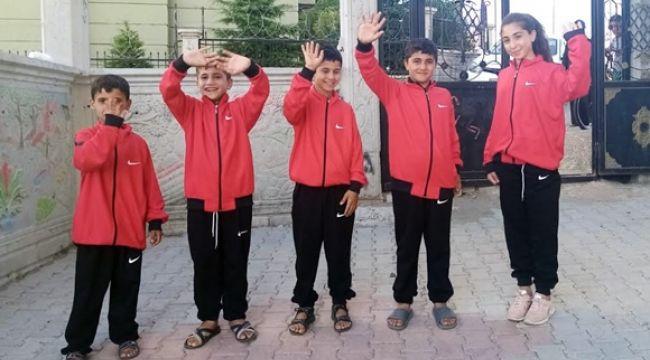 İVK, Voleybol Sevdalısı Çocuklara Kayıtsız Kalmadı