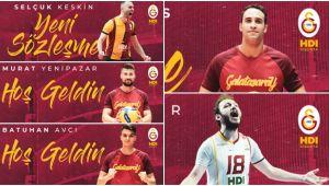 Galatasaray Transferlerini Açıkladı