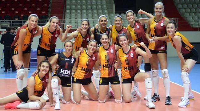 Galatasaray HDI Sigorta 3-1 İlbank