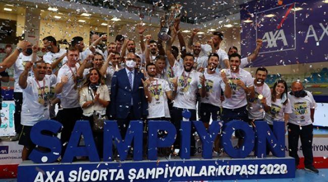 Şampiyonar Kupası Fenerbahçe'nin!