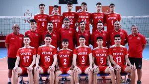 U18 Erkek Milliler Avrupa Şampiyonası'nda Sahne Alıyor