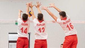 U18 Milliler, Bulgaristan'a 3-0 Mağlup Oldu