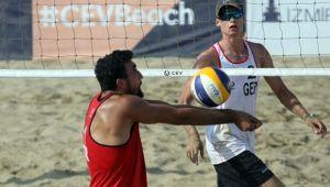 U22 Plaj Voleybolu Avrupa Şampiyonası Başladı