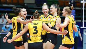 VakıfBank, Şampiyonlar Ligi Süper Finali'nde Sahaya Çıkıyor