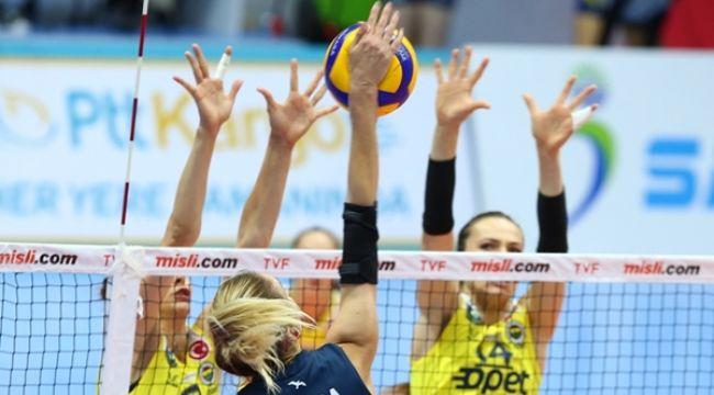 Fenerbahçe, Sarıyer'e şans tanımadı