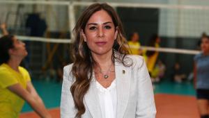 Simla Türker Bayazıt, derbi galibiyetini değerlendirdi