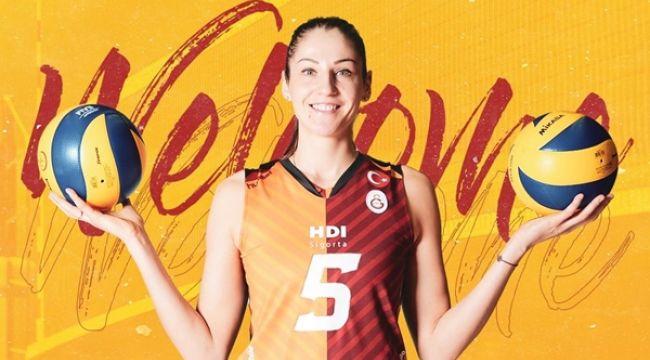 Tatiana Kosheleva yeniden Galatasaray'da