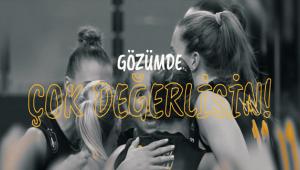 VakıfBank'tan kız çocuklarına özel şarkı