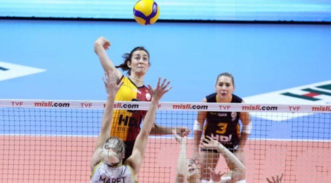 Sultanlar Ligi'nde Play-off 5/8.lik Etabı Başladı