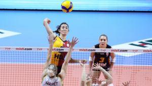 Galatasaray, Aydın'ı 3-1'lik skorla geçti