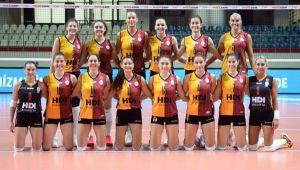 Galatasaray, CEV Kupası'nda Sahaya Çıkıyor