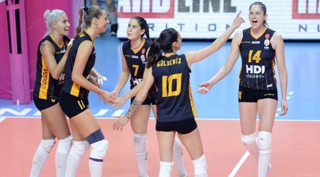 Galatasaray Rövanş Maçına Çıkıyor