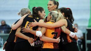 Galatasaray, Ukrayna'dan Galibiyetle Dönüyor
