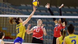 Kadınlar 1. Ligi'nde Erteleme Maçları Oynandı
