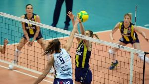 Fenerbahçe Opet, 3-0 Mağlup (foto)