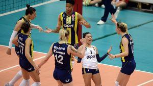 Fenerbahçe Opet Avrupa'da güle oynaya