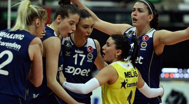 Fenerbahçe Opet, Avrupa'da sahne alıyor