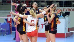 Galatasaray'dan, Beylikdüzü'ne set yok