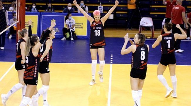 Türk Hava Yolları, Yarı Finalde