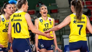 Fenerbahçe Opet, Calcit Kamnik'i Mağlup Etti